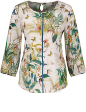 Load image into Gallery viewer, GERRY WEBER <BR> Top <BR> Jungle Print <BR>