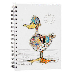 Dotty Duck A6 Notebook by Kooks