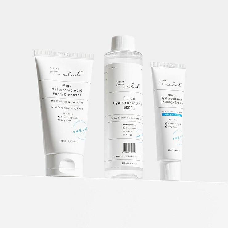 Hyaluronic Acid Beauty Set