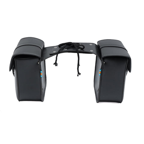 Pair Universal Motorcycle Saddle Bags