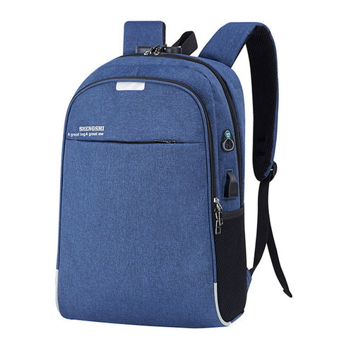 USB Charging Laptop Backpacks