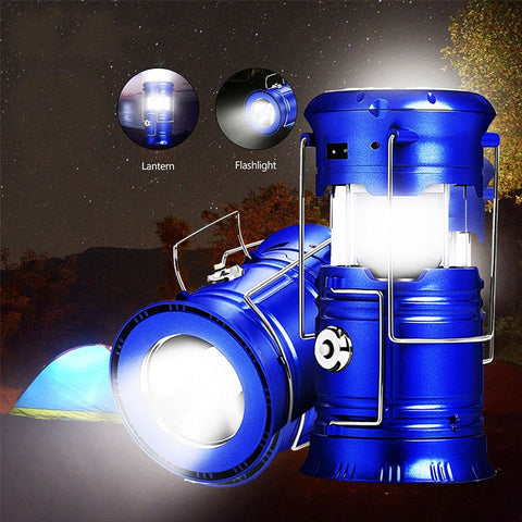 LED Camping Lantern Flashlights