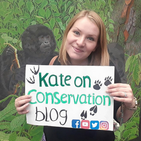 Kate from Kate on conservation Blog