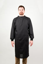 Load image into Gallery viewer, Black Surgical Gown