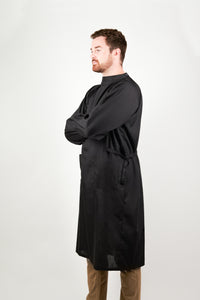 Black Surgical Gown