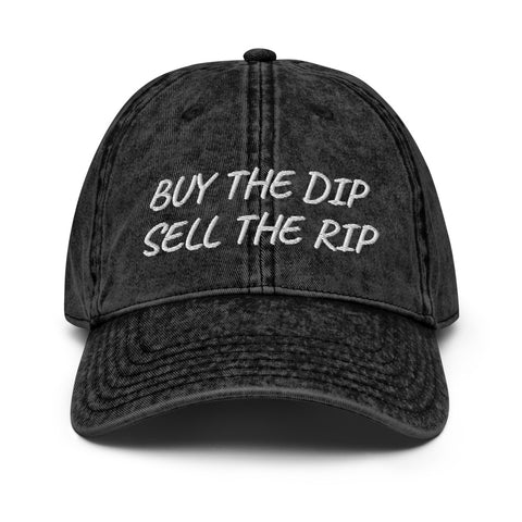 BUY THE DIP SELL THE RIP