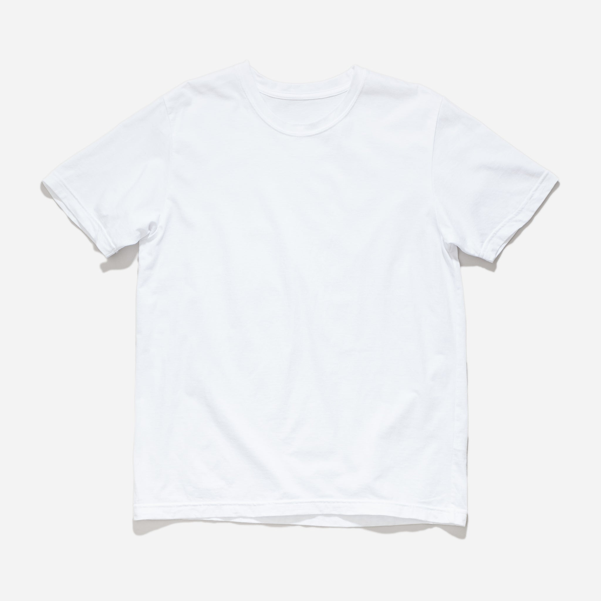 Original Tee - White (New Fit)
