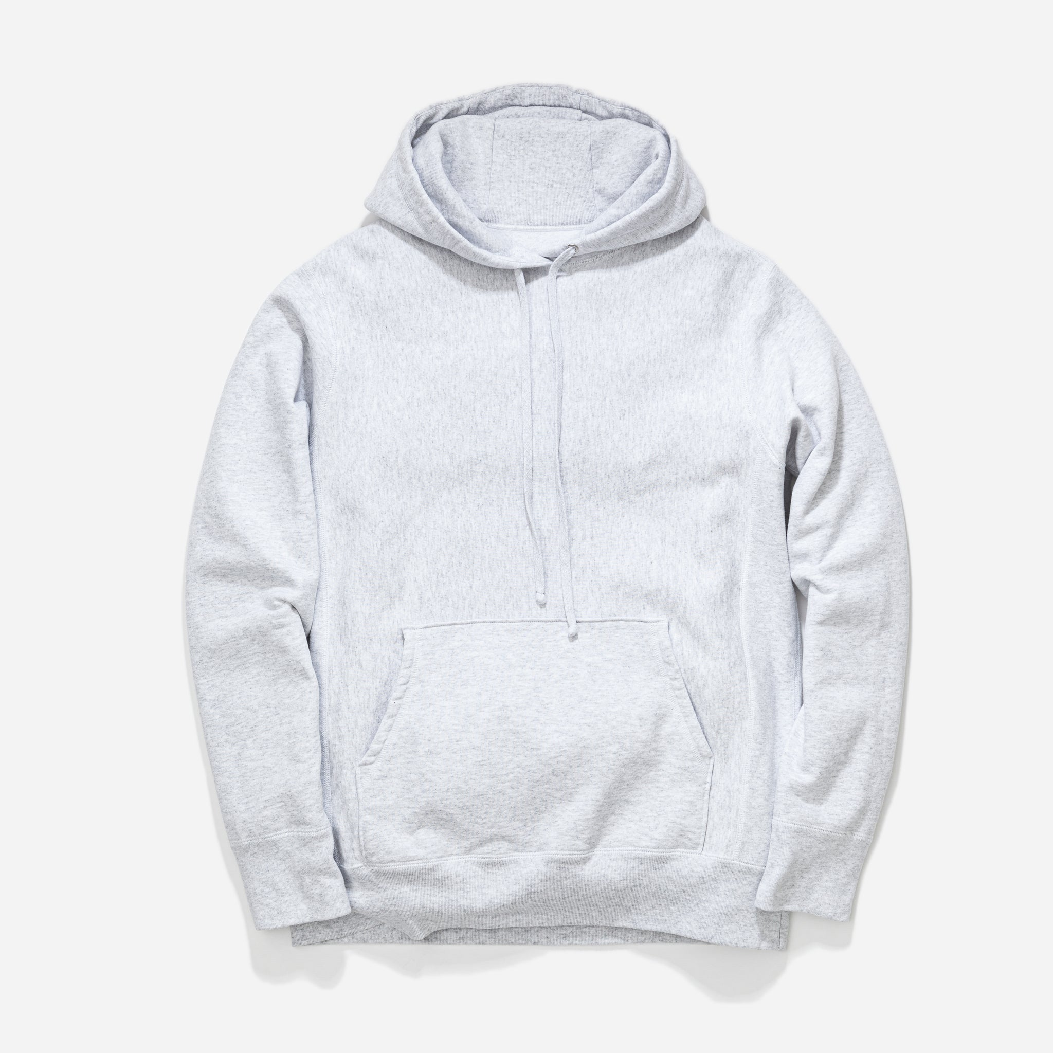 Hooded Sweat - Heather Grey