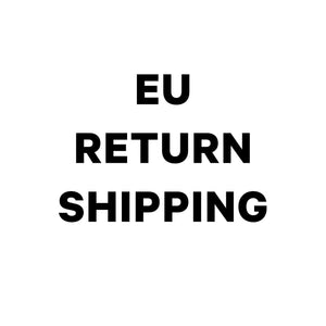 Return Shipping / EU