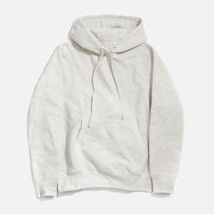 Hooded Sweat - Heather Oat