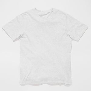 Midweight Tee - Heather Grey