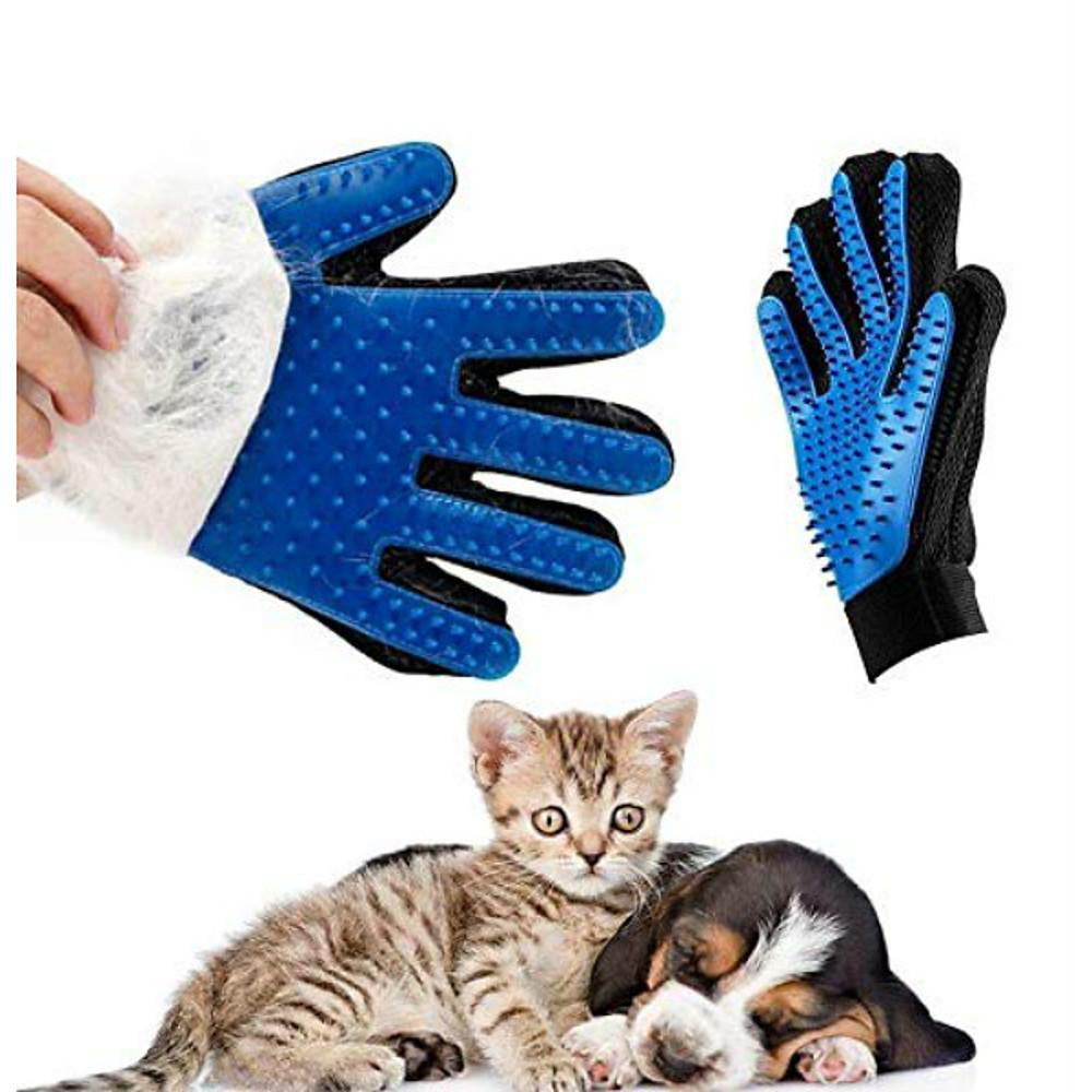 Versatile Pet Grooming Gloves - Waggy Tails