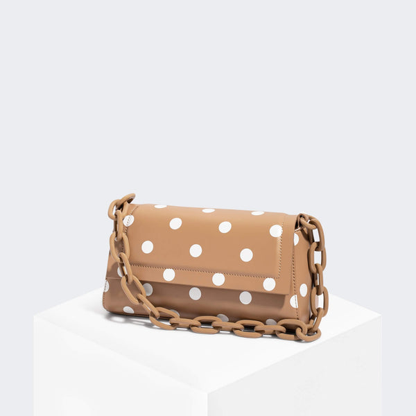 House Of Want HOW WE FASHION Shoulder Bag Polka Dot - front