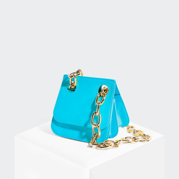 House Of Want HOW WE ARE ORIGINAL Shoulder Bag Sea Blue - front