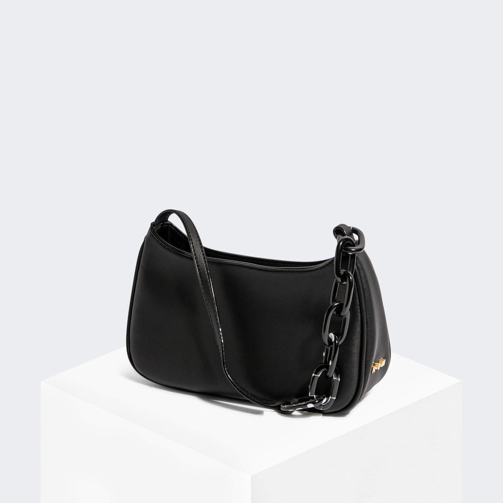 House Of Want NEWBIE Baguette Black Texture - front