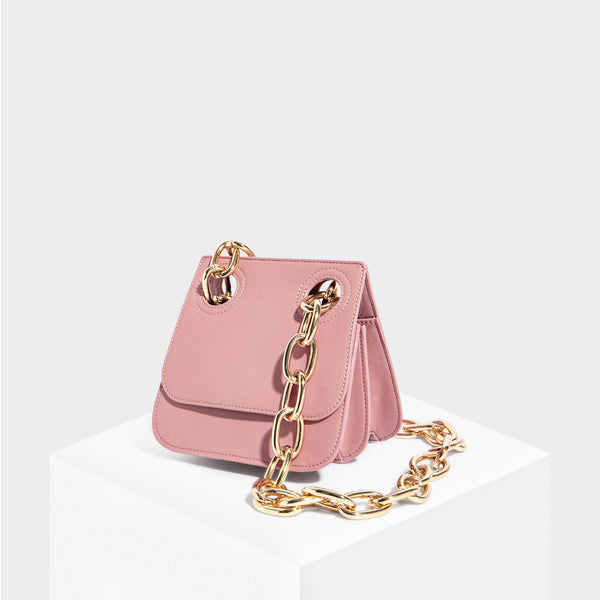 House Of Want HOW WE ARE ORIGINAL Shoulder Bag Pink - front