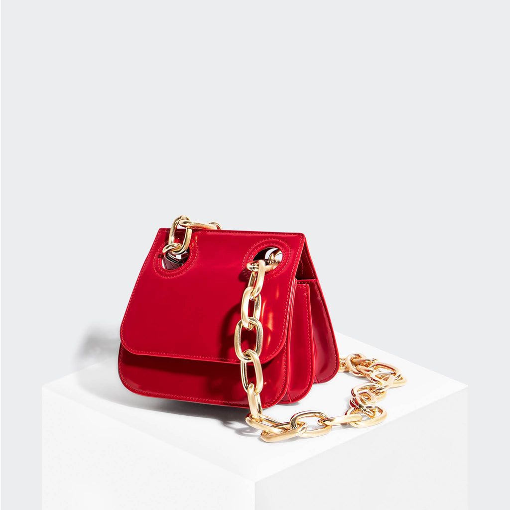 House Of Want HOW WE ARE ORIGINAL Shoulder Bag Red - front