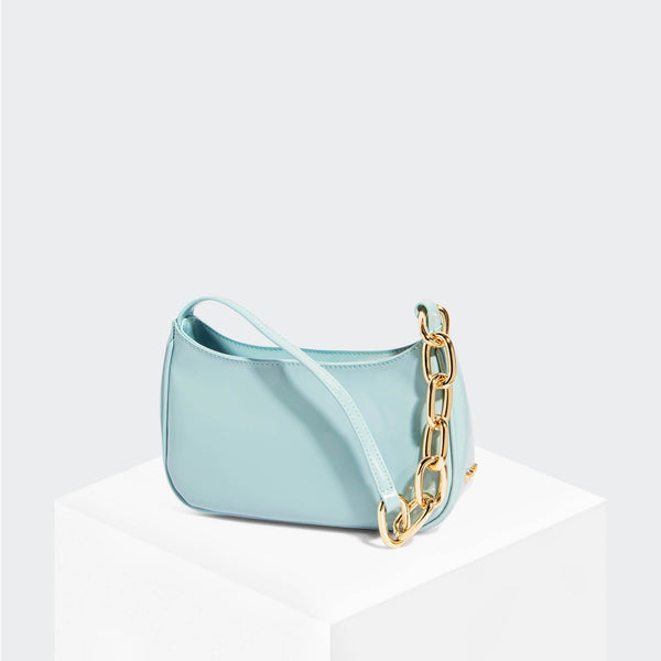 House Of Want NEWBIE Baguette Ice Blue - front