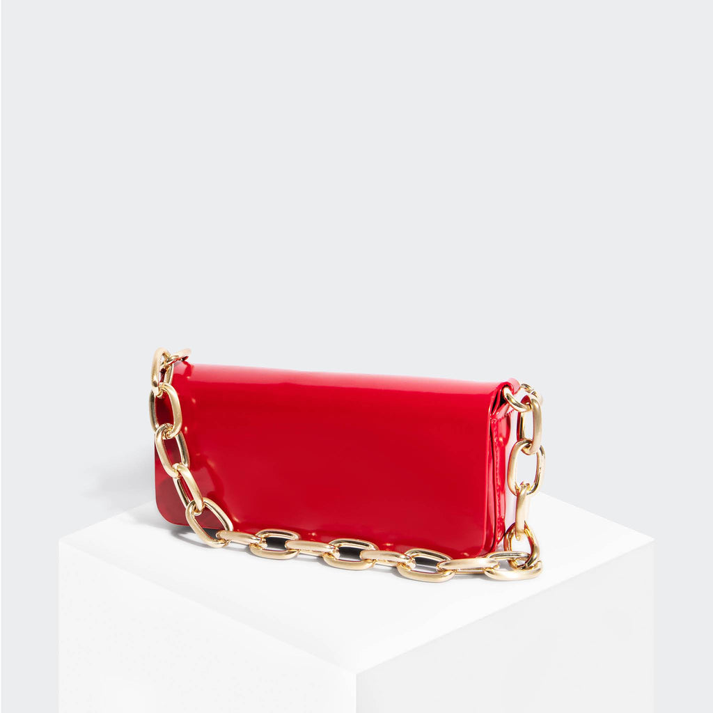 House Of Want NEWBIE Pouchette Red - front