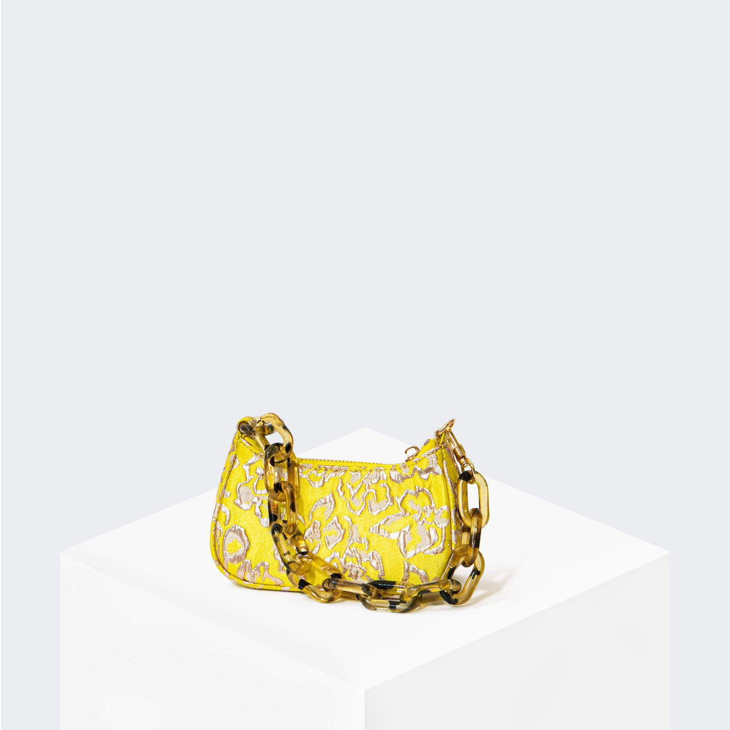 HOUSE OF WANT NEWBIE Micro Baguette Citrine - front