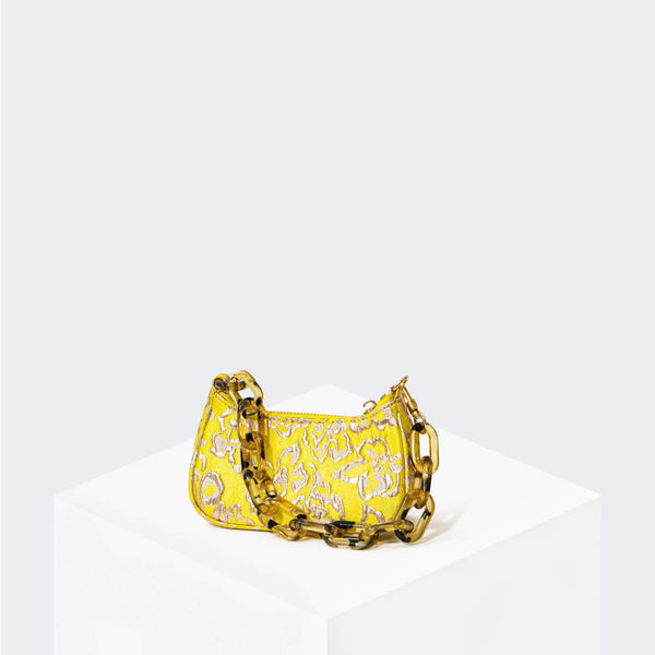 "HOUSE OF WANT ""Newbie"" Micro Baguette Citrine - front"