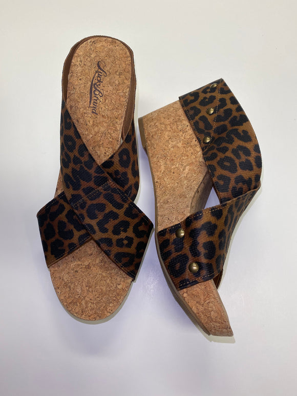 Wedge Lucky brand - (9.5)