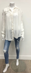 Blouse Free People (xs)