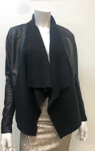 Jacket pleather Blank NYC (small)