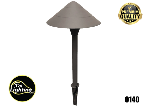 ABBA LED Cone-Hat Path Light 3W