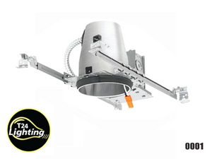 "AH 4"" LED Recessed Can New Construction Housing"