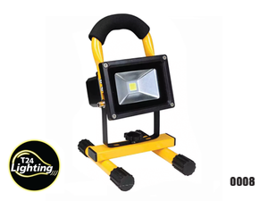 CTL Single LED Shop Flood Light, W/Magnetic Feet