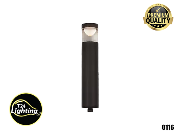 Lumien LED Contemporary Style Flat Top Post Light (PA-FCC-L-30K)