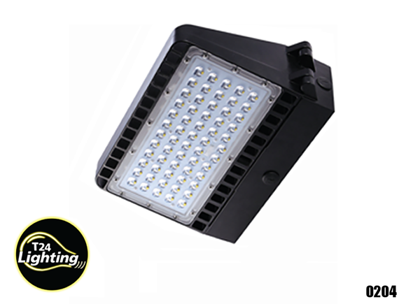LED Wallpack 24W Commercial Lighting indoor/outdoor 3000LM 5000K..