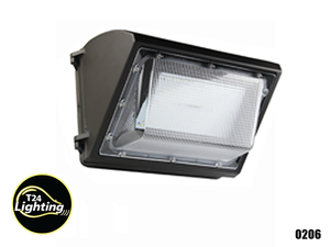LED WallPack 50W 5000K 7,000Lm Outdoor(PT-WPH-50W-5K),,