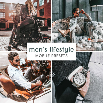 Men's Lifestyle Mobile