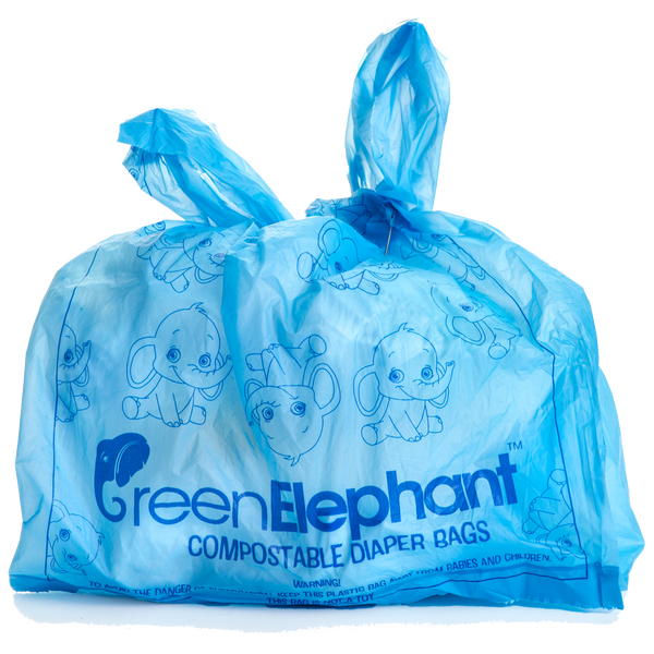 Compostable Baby Diaper Sacks