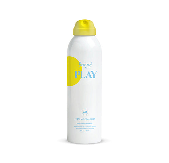 PLAY 100% Mineral Body Mist SPF 30 with Marigold Extract