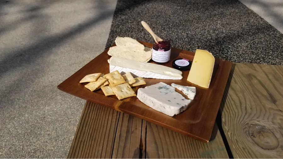 Benton Brothers' Cheese of the Month