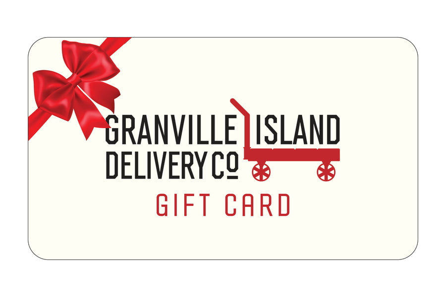 Granville Island Delivery Co. Virtual Gift Card