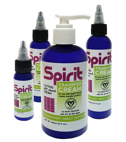 Spirit Classic Transfer Cream