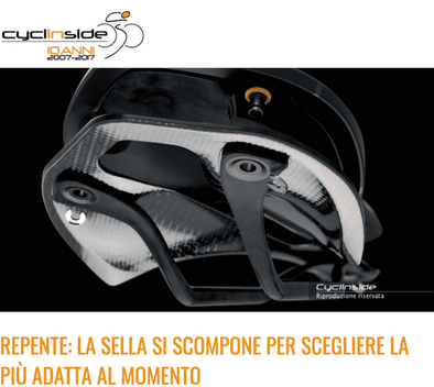 REPENTE: THE SADDLE BREAKS DOWN TO CHOOSE THE MOST SUITABLE FOR THE MOMENT