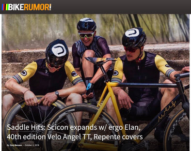 Saddle Hits: Repente Revo Collection, limited team edition modular saddles
