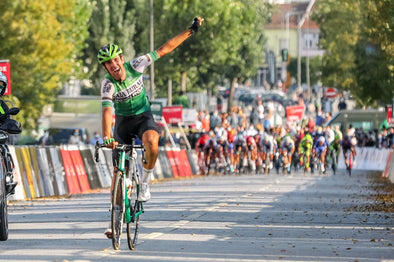 Lazkano is the hero of the day at Volta a Portugal