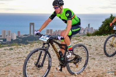 Vlad Dascalu wins the last stage of Costa Blanca Bike Race