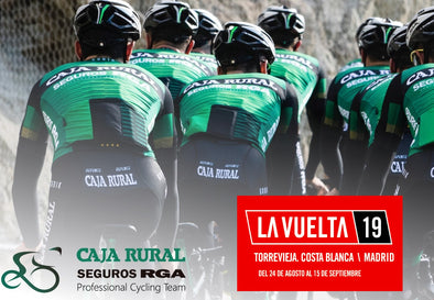Selle Repente with Caja Rural- RGA at the Vuelta a España