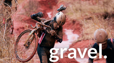 Gravel Saddles