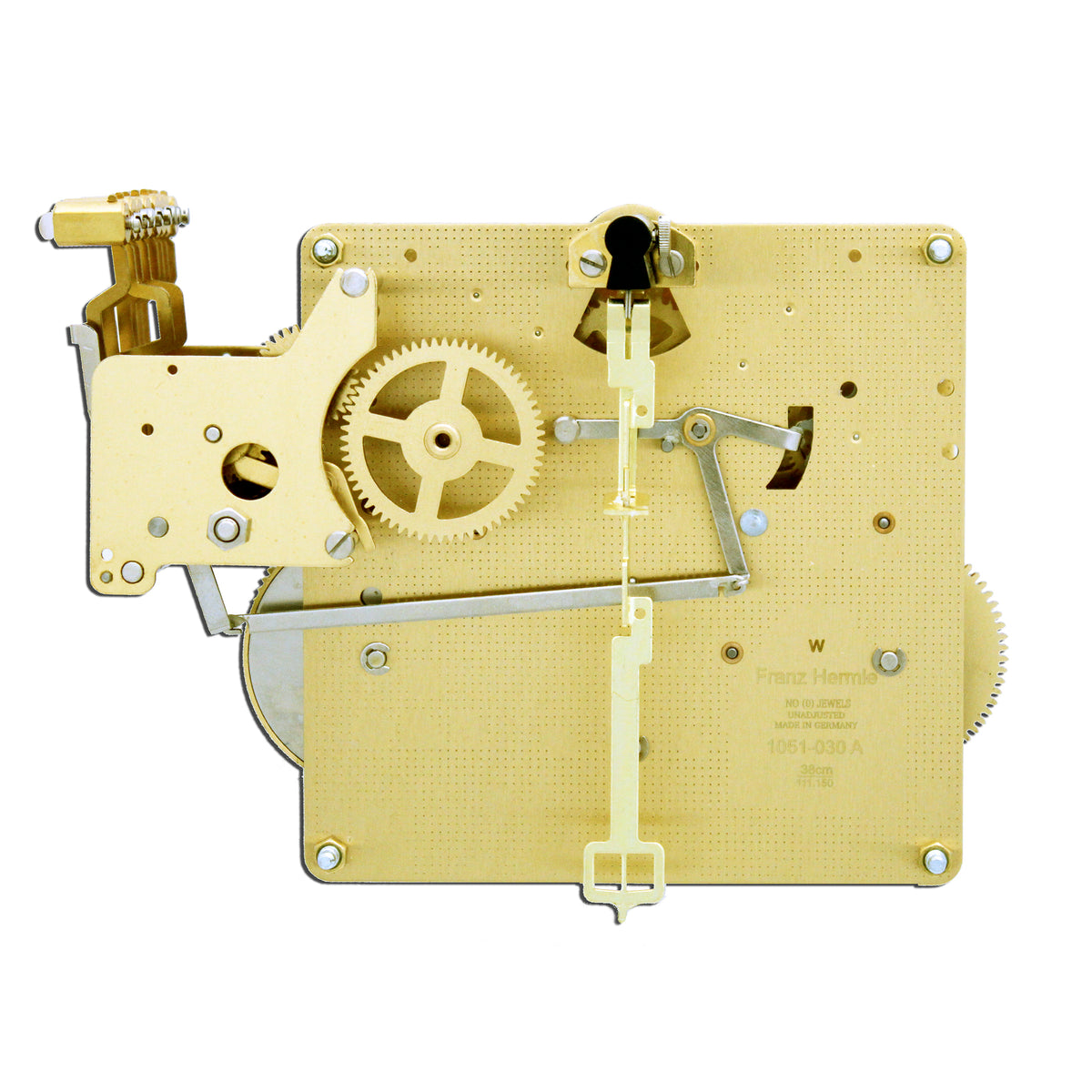 Hermle Clock Movement 1051-030A