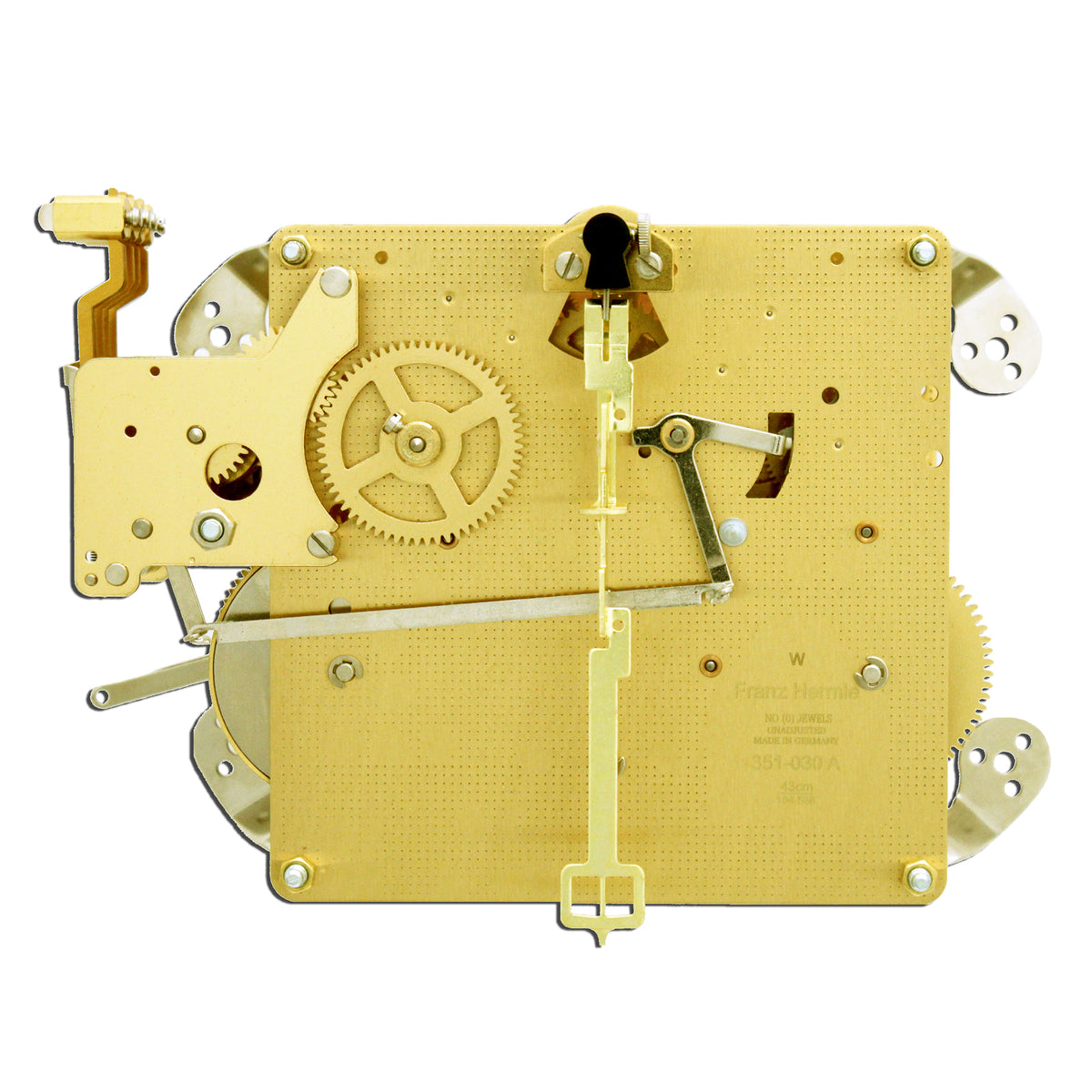Hermle Clock Movement 351-030A