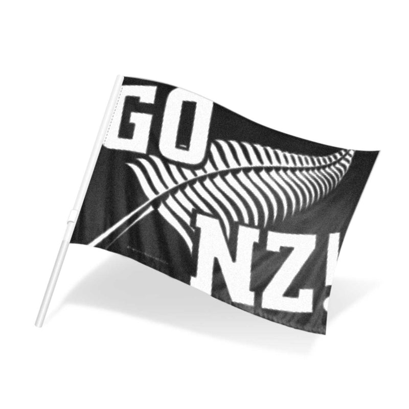 agogo Supporters Flag