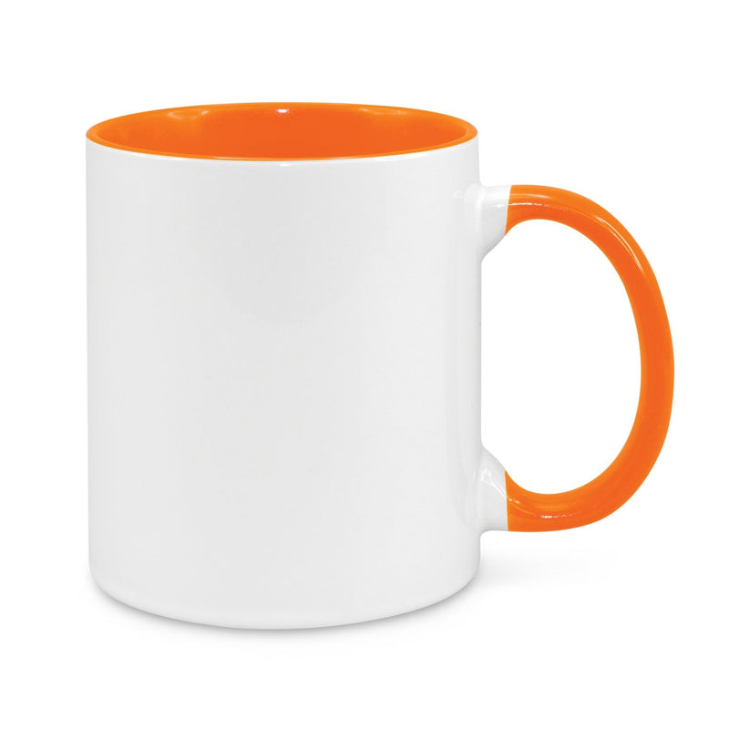 agogo Madrid Coffee Mug - Two Tone